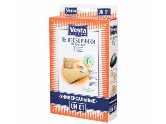 Комплект пылесборников Vesta UN 01 5шт комплект пылесборников vesta lg 02 5шт