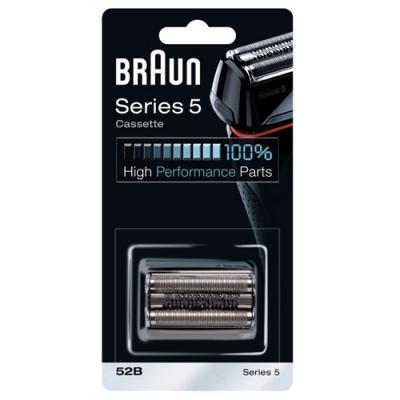 Сетка и режущий блок Braun Series5 52B сетка braun 2000 cruzer 20s без ножей