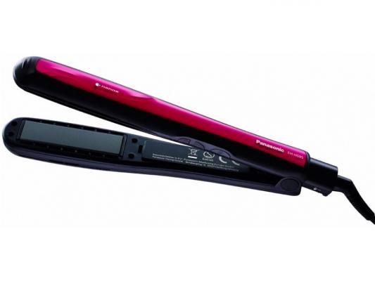 Выпрямитель волос Panasonic EH HS 95 K 865 чёрный пурпурный