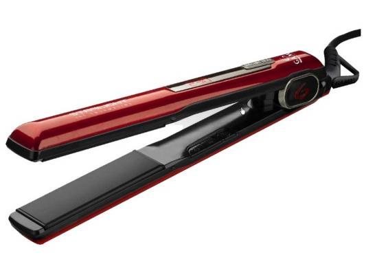 Выпрямитель волос GA.MA P21.SLIGHTD.TOR чёрный красный