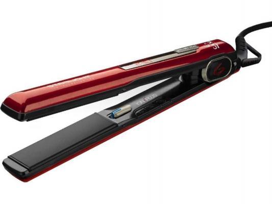 Выпрямитель волос GA.MA P21.SLIGHTDION.TOR чёрный красный