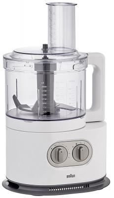 Кухонный комбайн Braun FP 5150 WH 1000Вт белый
