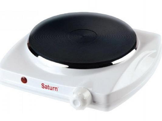 Электроплитка Saturn ST-EC 1161 1300Вт белый
