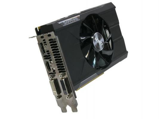Видеокарта 2048Mb Sapphire R7 370 Nitro PCI-E 256bit GDDR5 DVIx2 HDMI DP 11240-10-20G Retail