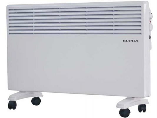 Конвектор Supra ECS-410 1000 Вт белый конвектор supra ecs 410 1000вт белый