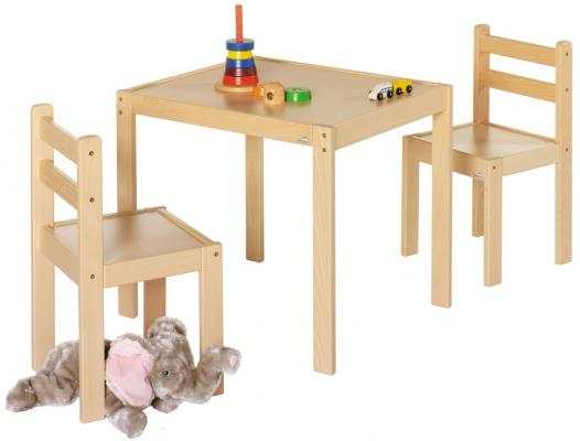 Комплект детской игровой мебели Geuther Kelle&Co (стол+2 стула)