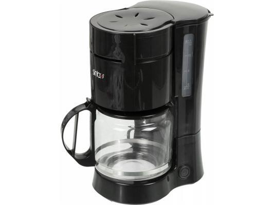Кофеварка Sinbo SCM 2940 1000Вт черный