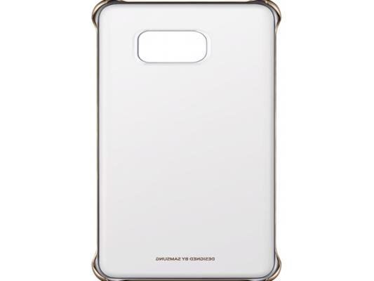 цена на Чехол Samsung EF-QG928CSEGRU для Samsung Galaxy S6 Edge Plus ClearCover G928 серебристый