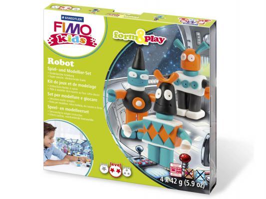 "Детский набор ""Робот"" FIMO kids form&play д 8034 03 LZ"