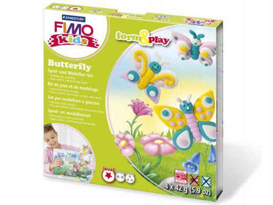 """Детский набор """"Бабочка"""" FIMO kids form&play 8034 10 LZ"""