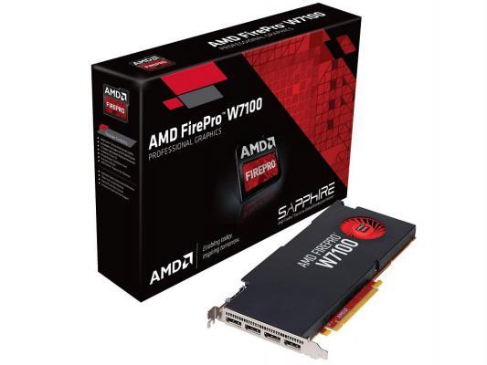 Видеокарта 8192Mb HP FirePro W7100 PCI-E 2xDP J3G93AA