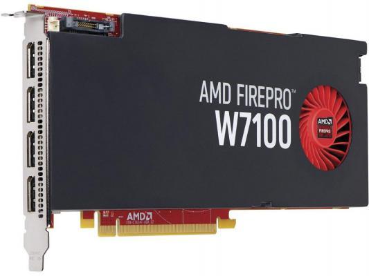 Видеокарта 8192Mb HP FirePro W7100 PCI-E 2xDP J3G93AA от 123.ru