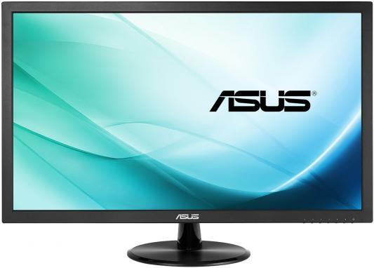 Монитор 23.6 ASUS VP247T 90LM01L0-B02170 монитор 15 6 asus vt168h touch 90lm02g1 b02170