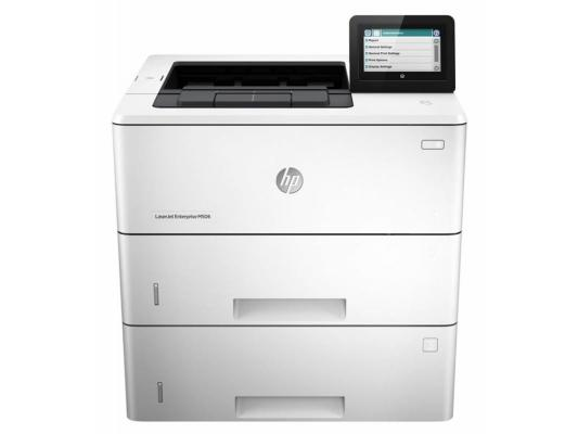 Принтер HP LaserJet M506x F2A70A ч/б A4 43ppm 1200x1200dpi 512Mb Duplex Ethernet USB