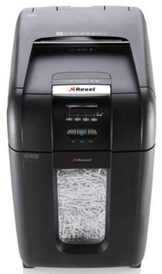 Уничтожитель бумаг Rexel Autofeed Auto+ 300M 8лст 40лтр 2104300EU уничтожитель бумаги rexel officemaster sc170