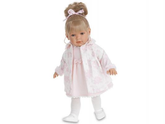 Кукла Munecas Antonio Juan Елена 55 см смеющаяся говорящая 1889P