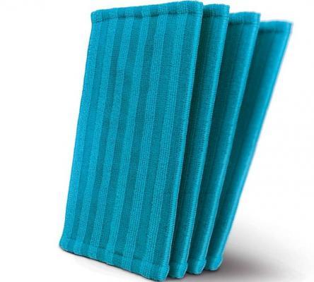 Набор аксессуаров Philips FC8063/01 4 многоразовые моющиеся насадки из микрофибры для PowerPro Aqua: FC6400 FC6401 FC6402
