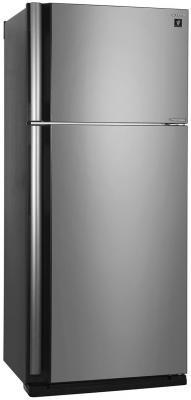 цена на Холодильник Sharp SJXE59PMSL черный
