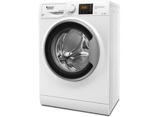 Стиральная машина Hotpoint-Ariston RST 702 X белый встраиваемая стиральная машина hotpoint ariston awm 108