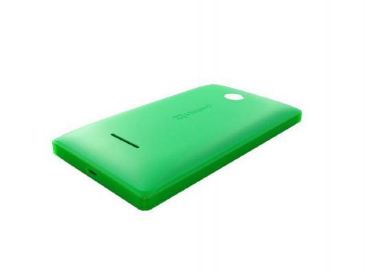 Чехол Nokia CC-3096 для Lumia 435/532 зеленый 02744L5