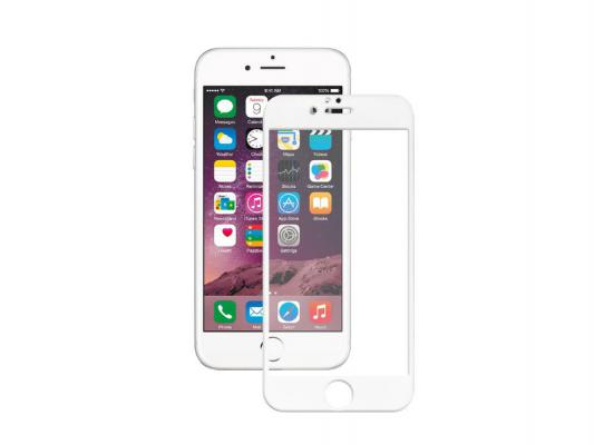 Защитное стекло Deppa 61968 для iPhone 6 iPhone 6S 0.4 мм Full