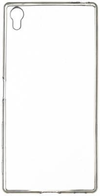 Чехол силикон iBox Crystal для Sony Xperia Z5 Premium прозрачный