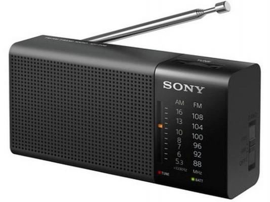 Радиоприемник Sony ICF-P36 черный sony icf ds15ip