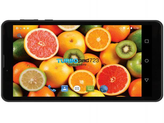 """Планшет TurboSmart TurboPad 723 7"""" 8Gb Белый Wi-Fi 3G Bluetooth TurboPad 723"""
