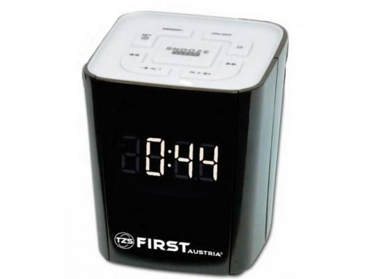 Часы с радиоприёмником First FA-2406-2 White