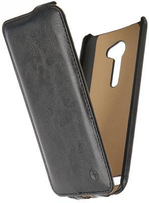 Чехол-флип PULSAR SHELLCASE для ASUS Zenfone 2 ZE500CL 5.0 inch (черный) аксессуар чехол asus zenfone 2 ze500cl red line black