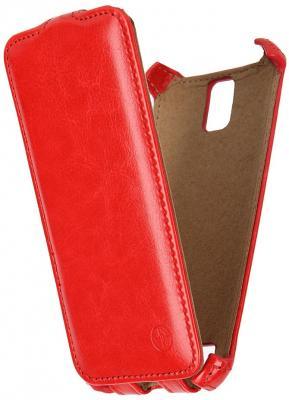 Чехол-флип PULSAR SHELLCASE для ASUS Zenfone С (ZC451CG) (красный)
