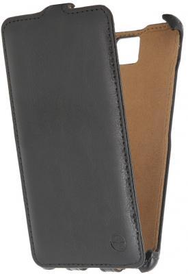 Чехол-флип PULSAR SHELLCASE для LENOVO Sisley S90 (черный) чехол флип из кожи для lenovo p70 белый sipo