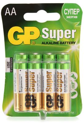 Батарейки GP AA 8 шт GP15A-2CR8 gp greencell 15g aa
