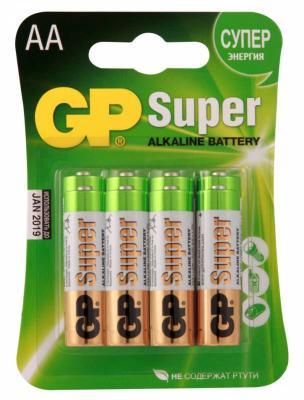 Батарейки GP AA 8 шт GP15A-2CR8