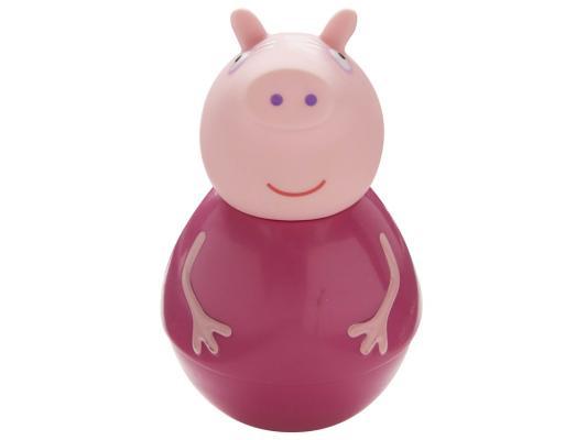 Фигурка Peppa Pig неваляшка Бабушка Пеппы от 18 месяцев 28799 peppa pig playing football