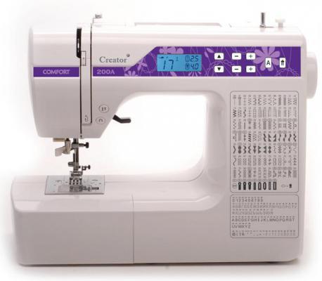 Швейная машина Brother Comfort 200A белый brother hq 12