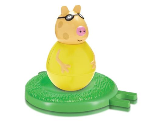 Фигурка Peppa Pig неваляшка пони Педро от 18 месяцев 2 предмета 28805
