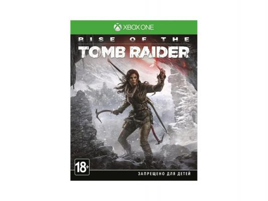 Игра для Xbox One Microsoft Rise of the Tomb Raider PD5-00014 медиа rise of the tomb raider 20 летний юбилей колл изд