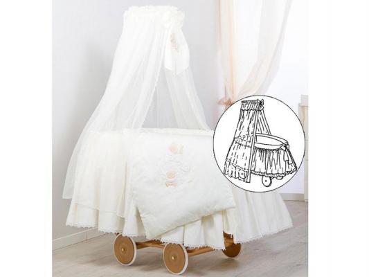 Колыбель класическая Italbaby Sweet Angels 360,0081-6 колыбель italbaby nadia love крем 460 0040 6