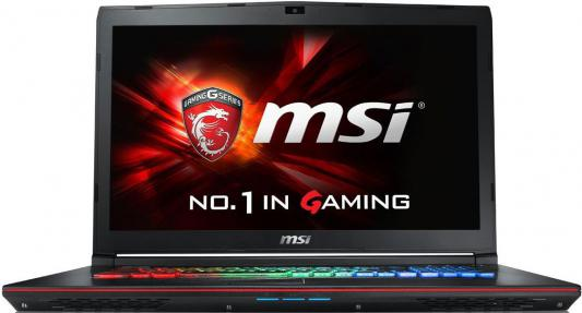 Ноутбук MSI GE72 6QF-012RU 17.3 1920x1080 Intel Core i7-6700HQ 9S7-179441-012 ноутбук msi gs43vr 7re 094ru phantom pro 9s7 14a332 094