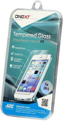 Защитное стекло Onext 40785 для iPhone 6 0.3 мм 28489