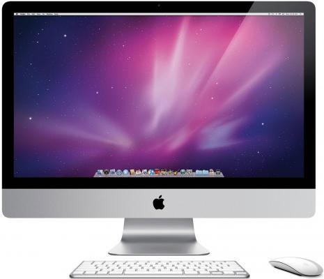 Моноблок Apple iMac 21.5 MK142RU/A Full HD IPS глянцевый i5 1.6GHz 8Gb 1Tb IntelHD6000 Bluetooth Wi-Fi  OS X El Capitan