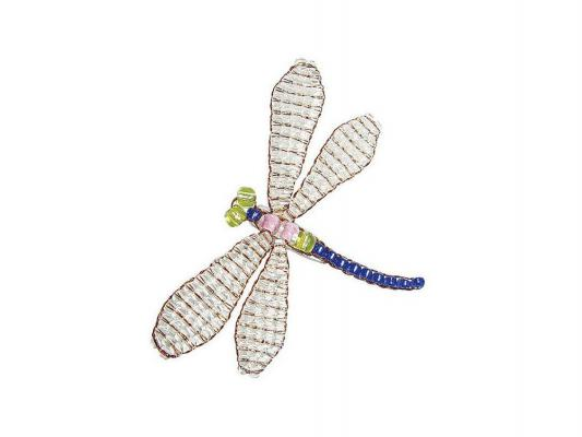Купить Набор для бисероплетения Клевер Стрекоза от 8 лет АА 05-553