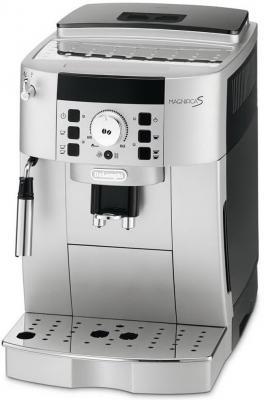 Кофемашина DeLonghi ECAM 22.110 SB серебристый кофемашина капсульная delonghi nespresso en 560 w