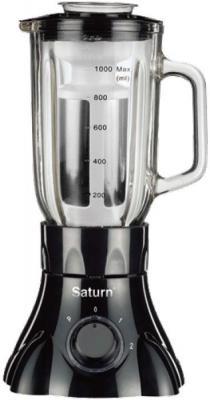 Блендер стационарный Saturn ST-FP9087 300Вт чёрный