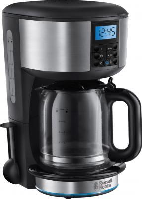 Кофеварка Russell Hobbs 20680-56 черный russell hobbs 20682 56 legacy red кофеварка