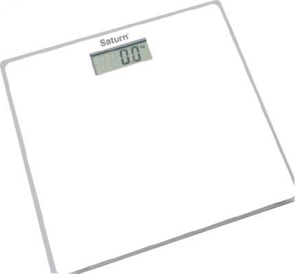 Весы напольные Saturn ST-PS 1247 белый