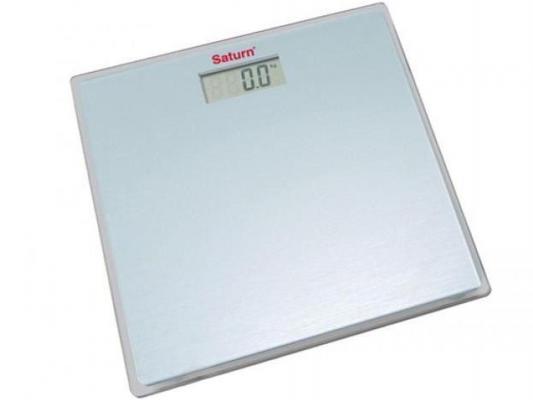 Весы напольные Saturn ST-PS 0282 серебристый