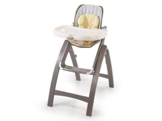 Складной стульчик Summer Infant BentWood (графит)