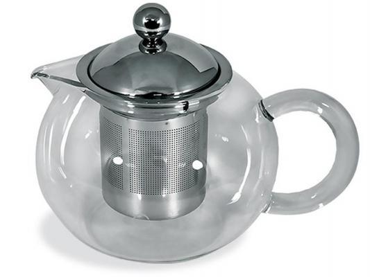 Чайник заварочный Tima Бергамот TB-1500 прозрачный 1.5 л стекло чайник tima 2 5 л к 15